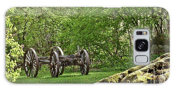 Wagon Wheels Galaxy Case
