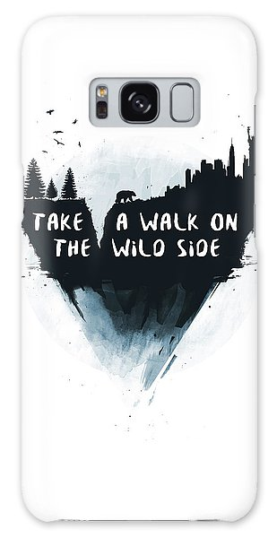 Usa Galaxy Case - Walk On The Wild Side  by Balazs Solti