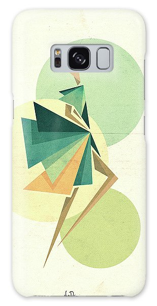 Abstract Galaxy Case - Walk The Walk by Vess DSign