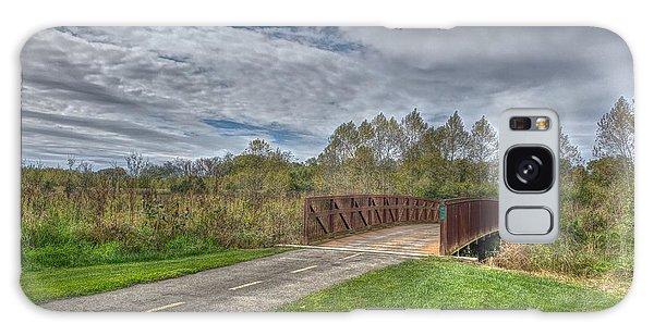 Walnut Woods Bridge - 1 Galaxy Case