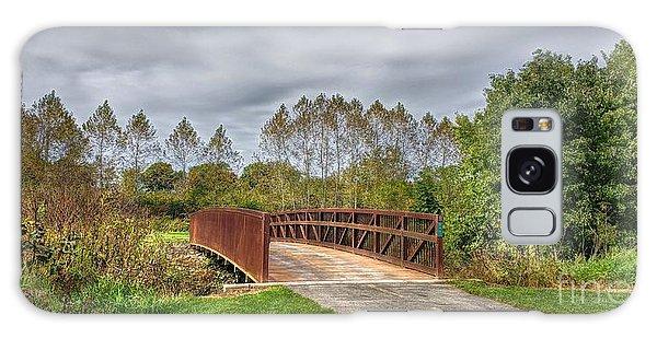 Walnut Woods Bridge - 3 Galaxy Case