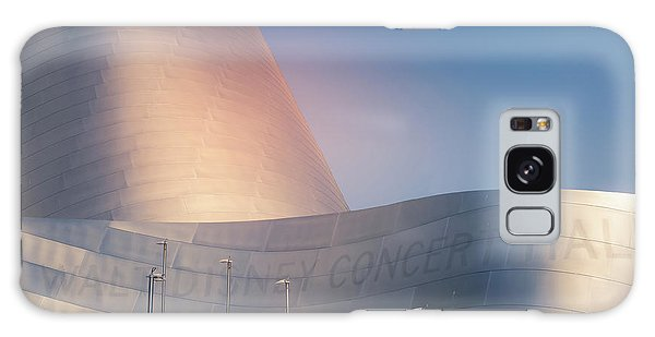 Walt Disney Concert Hall Galaxy Case - Walt Disney Concert Hall, California by Art Spectrum
