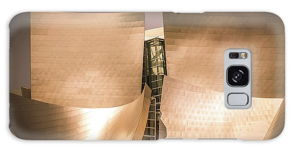 Walt Disney Concert Hall Galaxy Case - Walt Disney Concert Hall, Los Angeles by Art Spectrum
