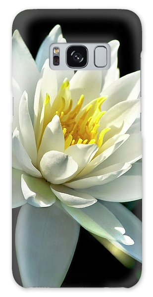 Galaxy Case featuring the photograph Water Lily by Christina Rollo