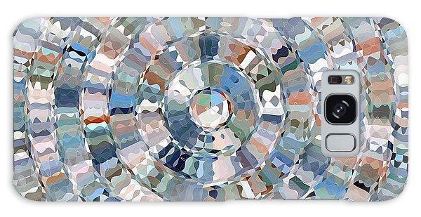 Water Mosaic Galaxy Case
