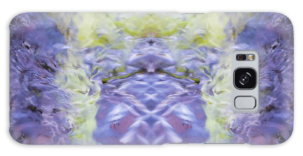 Water Ripples The Grass Galaxy Case