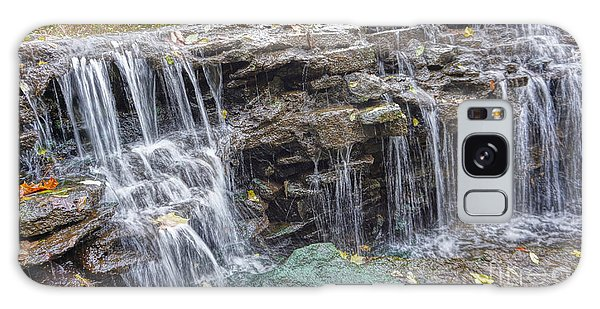 Waterfall @ Sharon Woods Galaxy Case
