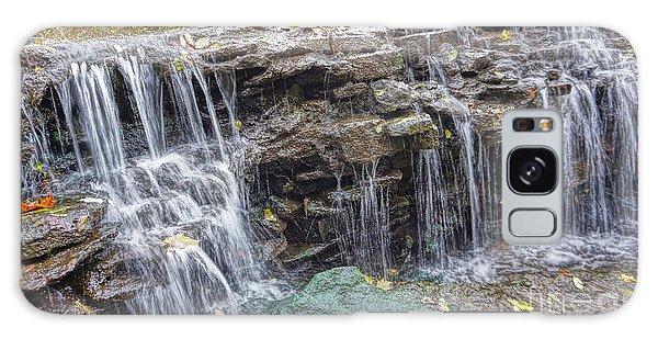 Waterfall @ Sharon Woods Galaxy Case