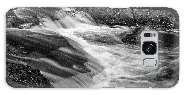 Waterfalls At Ricketts Glenn Galaxy Case