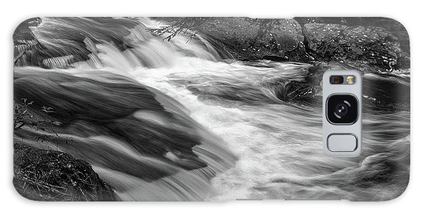 Waterfalls At Ricketts Glenn Galaxy Case