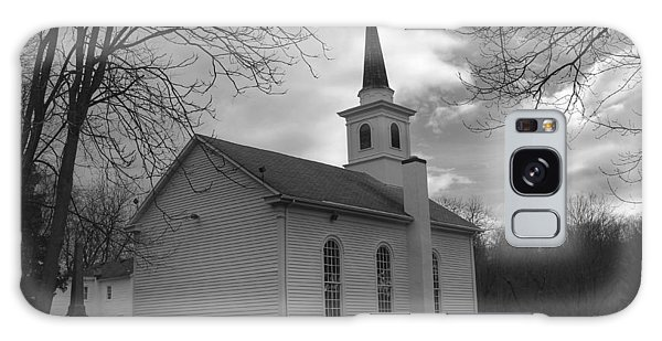 Waterloo United Methodist Church - Back Galaxy Case