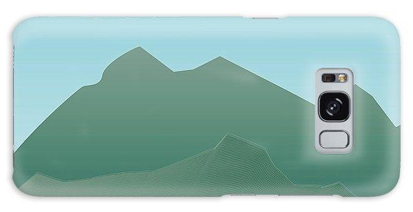 Wave Mountain Galaxy Case