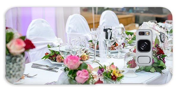 Wedding Table Galaxy Case