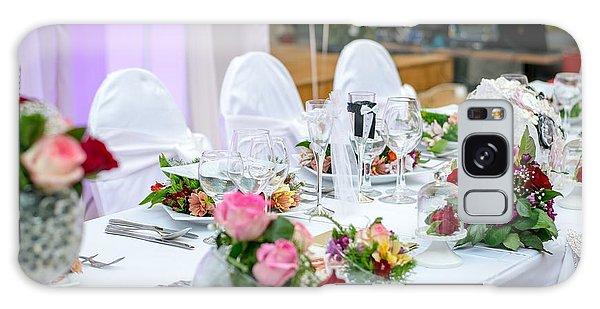 Wedding Table Galaxy Case