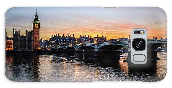 Westminster Sunset Galaxy Case