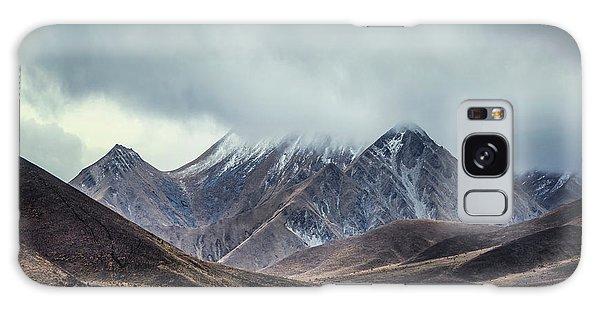 Pass Galaxy Case - Where Mountains Rise by Evelina Kremsdorf