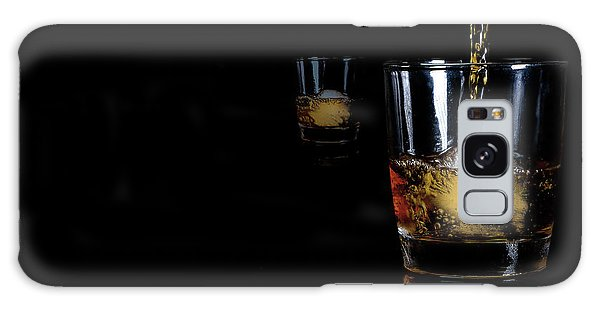 Whisky On Ice For Two Galaxy Case