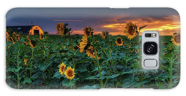 Galaxy Case featuring the photograph Whispers Of Summer by John De Bord
