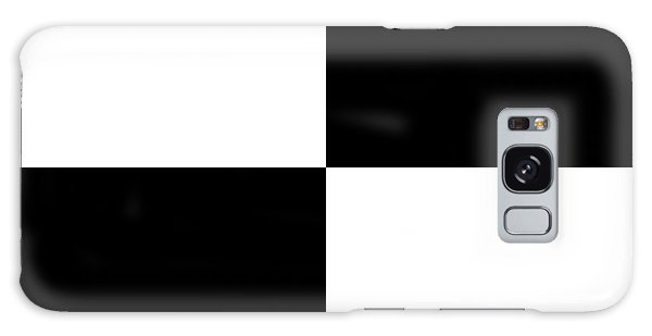 White And Black Squares - Ddh588 Galaxy Case