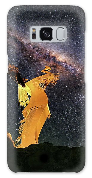 Wichita Nights Galaxy Case