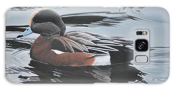Wigeon Drake Galaxy Case