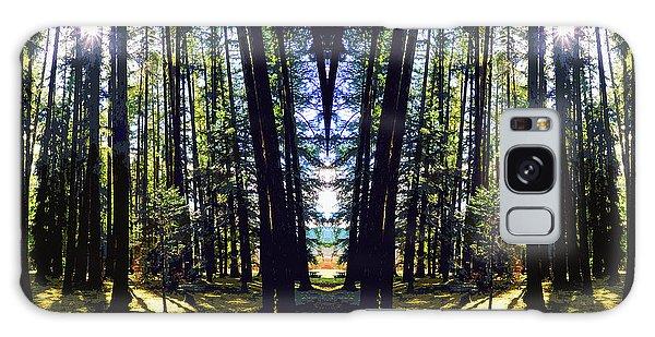 Wild Forest #1 Galaxy Case