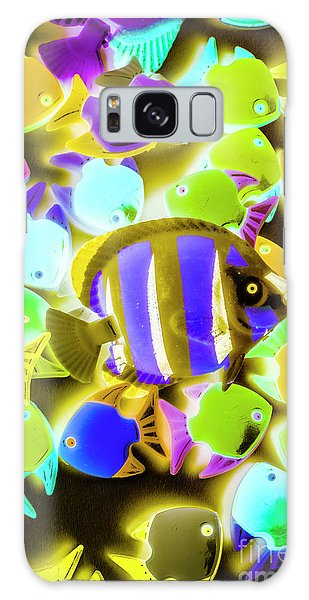 Ecosystem Galaxy Case - Wild Waters by Jorgo Photography - Wall Art Gallery