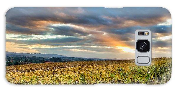 Willamette Valley In Fall Galaxy Case