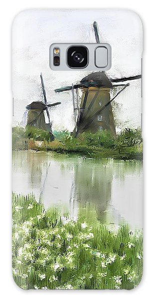 Windmills Galaxy Case