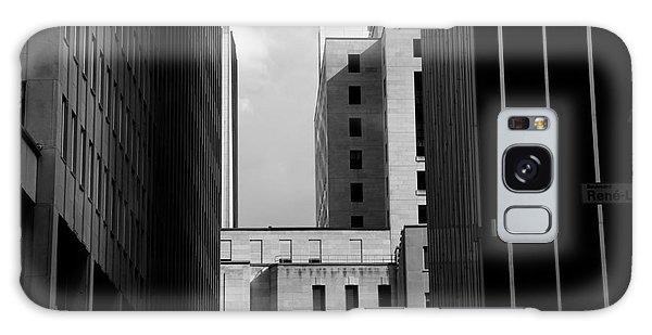 Quebec City Galaxy Case - Windows, Montreal, Quebec, Canada by Maxi kore