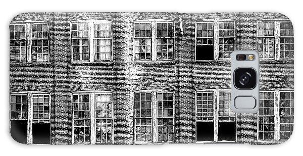 Windows Of Old Claremont Galaxy Case