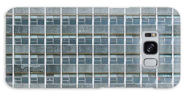 Windows Pattern Modern Architecture Galaxy Case
