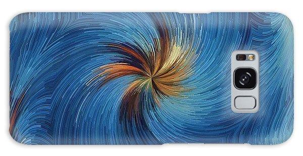 Windy Palms Galaxy Case
