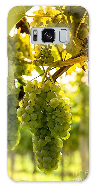 New Leaf Galaxy Case - Wine Season by Rzoze19