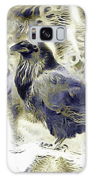 Song Birds Galaxy Case - Winter Is Coming by Susan Maxwell Schmidt