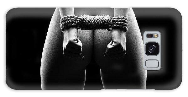 Erotic Galaxy Case - Woman's Hands In Bondage by Johan Swanepoel