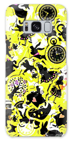 Fairy Galaxy S8 Case - Wonderland Design by Jorgo Photography - Wall Art Gallery
