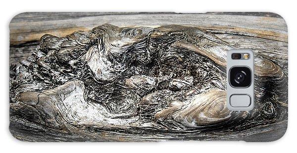 Wood Skine Galaxy Case