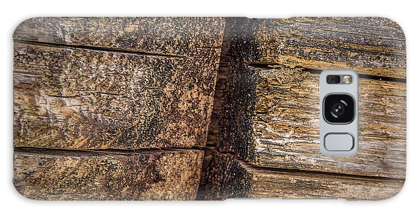 Wooden Wall Galaxy Case