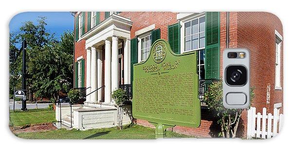 Woodrow Wilson Boyhood Home - Augusta Ga 1 Galaxy Case