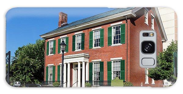 Woodrow Wilson Boyhood Home - Augusta Ga 3 Galaxy Case