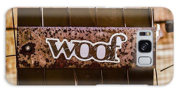 Woof Galaxy Case