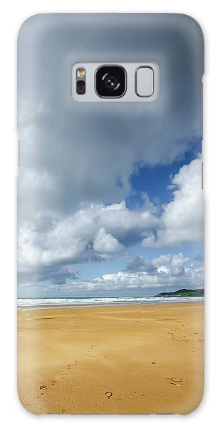 North Devon Galaxy Case - Woolacombe Skies by Smart Aviation