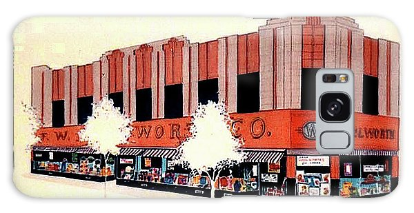 Woolworth On Market St. Galaxy Case