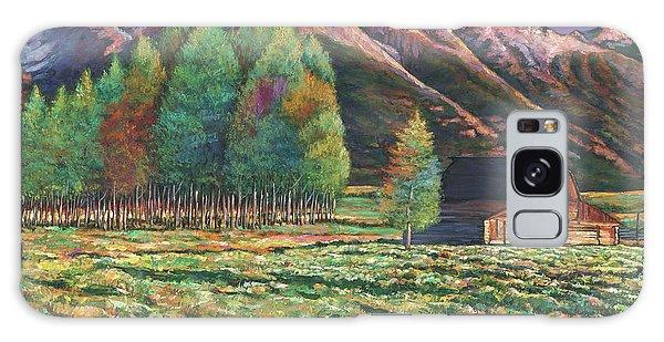 Montana Galaxy Case - Wyoming by Johnathan Harris