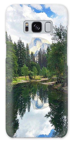 Yosemite Classical View Galaxy Case