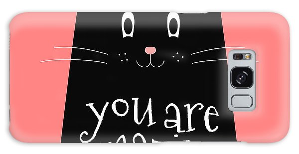 You Are Amazing - Baby Room Nursery Art Poster Print Galaxy Case