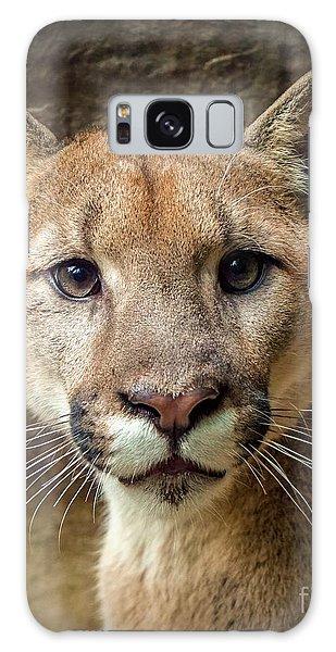 Young Puma Galaxy Case