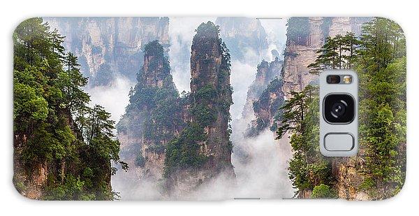 Geology Galaxy Case - Zhangjiajie National Park In China by Gil.k