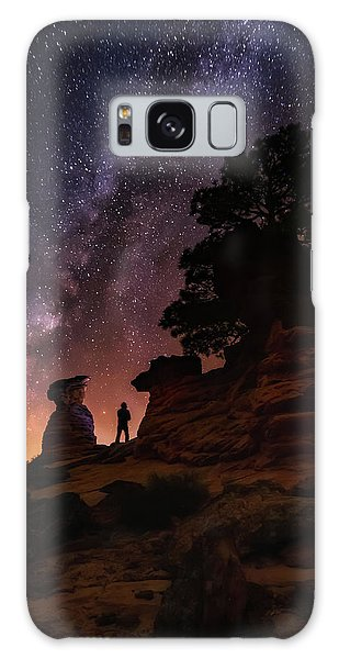 Galaxy Case featuring the photograph Zion by Tassanee Angiolillo